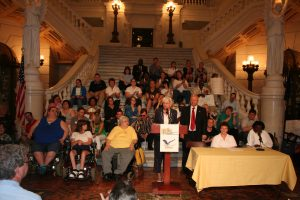 PCIL Rally at the Capitol Photo
