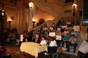 Rally at the Capital Photo